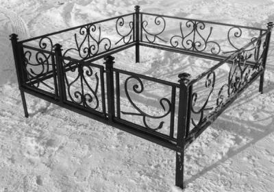 Ритуальніе ограды