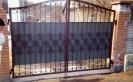 Кованые ворота киев
