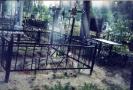 Ограды ритуальные Киев