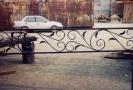 оградки на кладбище киев